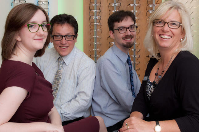 Ideal Eyes summertown team